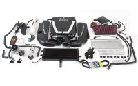 E-Force 2008-2010 Corvette 599 HP Complete Supercharger Kit